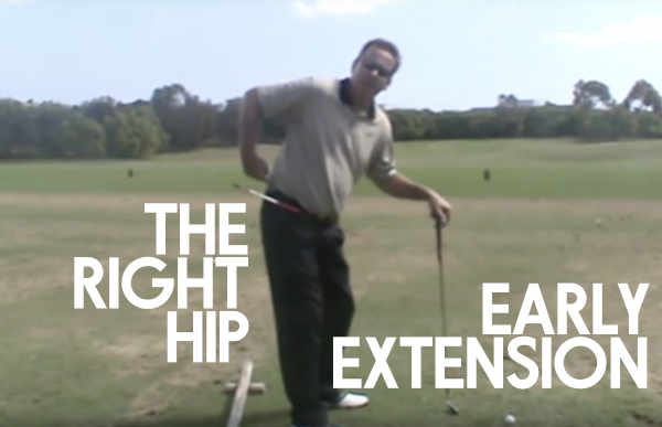 Early Extension and the Role of the Right Hip