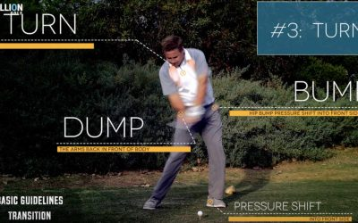 Bump, Dump, & Turn: The Transition Sequence in Golf