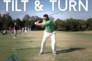 Golf Swing Secret: Maximize Turn while Maintaining Tilt for Consistent Power