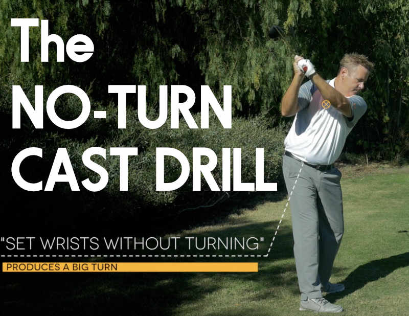 The No Turn Cast Drill