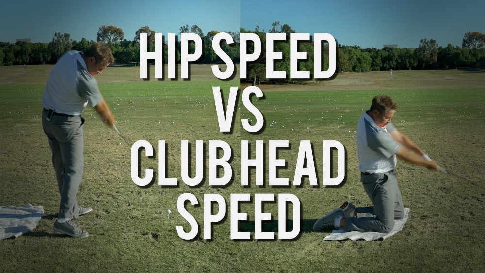 Faster Hips do NOT Create Club Head Speed · Rebellion Golf