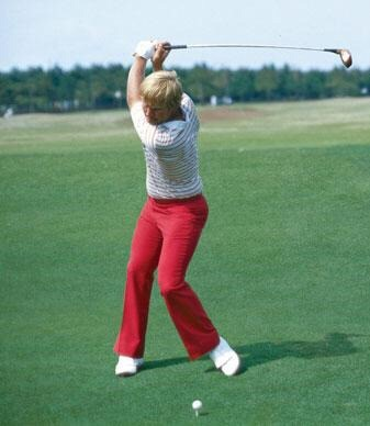 The Lost Art of Lifting the Front Heel in the Backswing