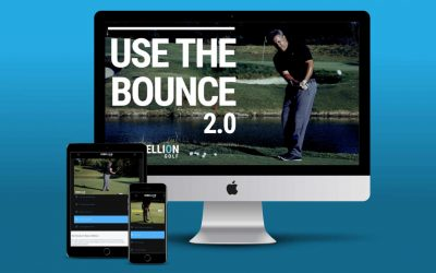 My New Short Game Video Series, USE THE BOUNCE 2.0 is Available