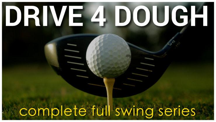 Effort vs. Speed in the Golf Swing