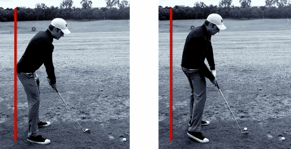 Eliminate Early Extension in Golf by Understanding the Cause